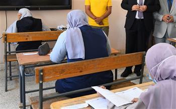 كفر-الشيخ--نسبة-حضور-الطلاب-في-امتحاني-الكيمياء-والجغرافيا-بالدور-الثاني-بالثانوية-العامة