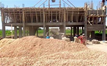 """""""حياة كريمة"""" تمسح دموع الفقراء.. تطوير 29 قرية ضمن المرحلة الأولى والبدء في المرحلة الثانية بسوهاج"""