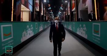 شاهد-لحظة-وصول-الرئيس-السيسي-للمؤتمر-الأول-للمشروع-القومي-quot;حياة-كريمةquot;|-فيديو