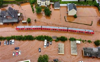 تجدد هطول الأمطار في مناطق الكوارث بألمانيا ومخاوف من فيضانات جديدة