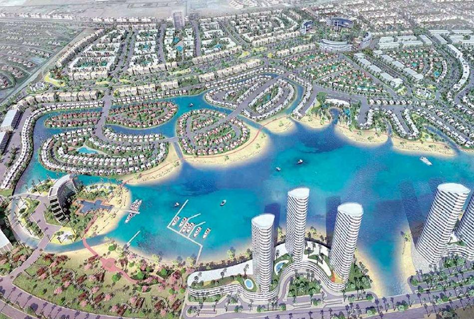 وزير الإسكان تنفيذ  وحدة سكنية متنوعة بالمشروعات المختلفة بـ;العلمين الجديدة;