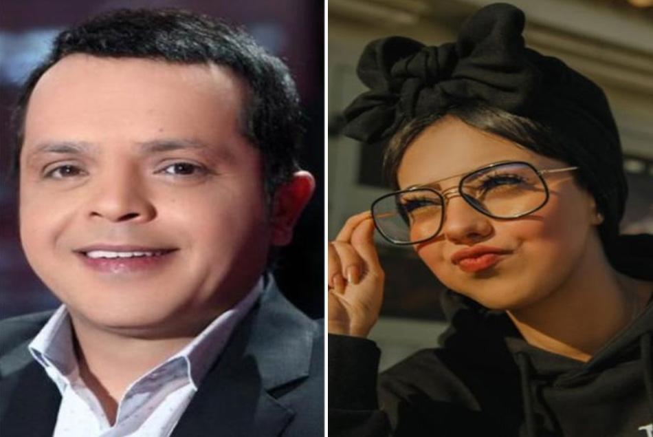 ندى رضا تشارك محمد هنيدي في الفيلم السينمائي الجواهرجي