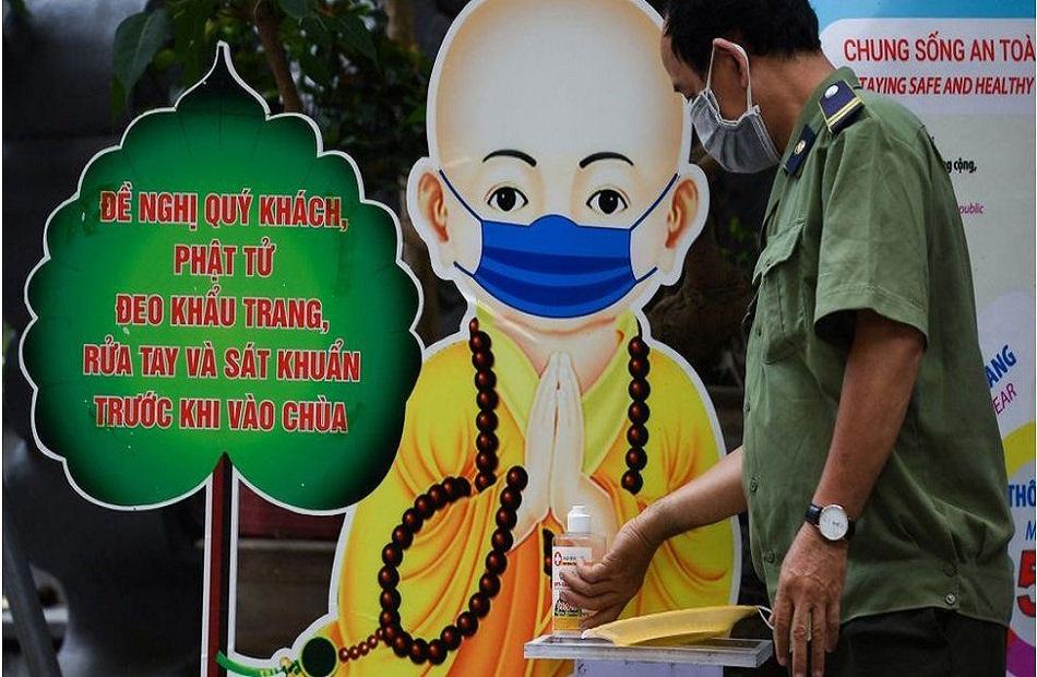 فيتنام تسجل  ألفا و إصابة جديدة بفيروس  كورونا  و وفاة