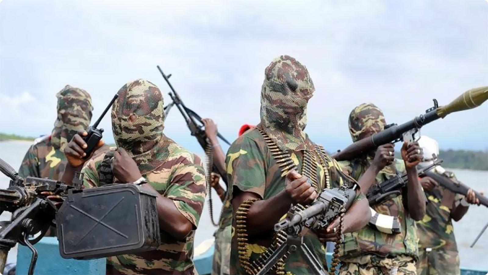 مسلحون يختطفون أكثر من  طالب ومدرس في شمال غرب نيجيريا