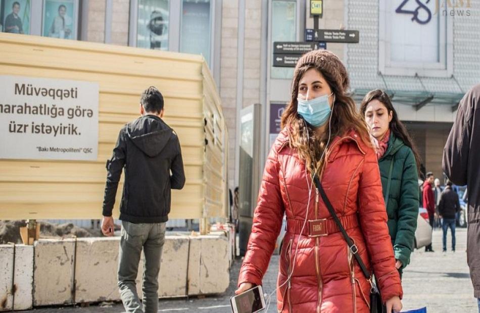 أذربيجان تسجيل  إصابة جديدة بكورونا