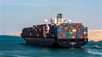 أخبار-ميناء-دمياط-تداول-حاويات-وبضائع--سفينة-