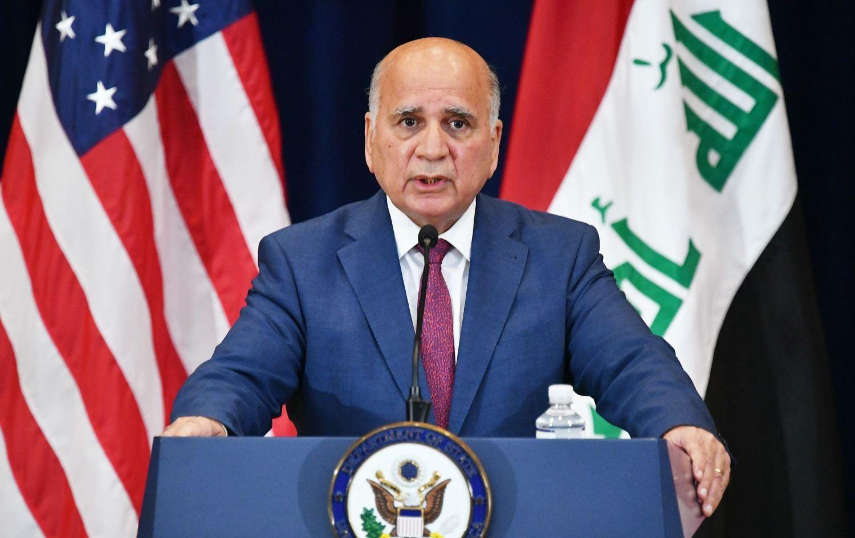 وزير خارجية العراق العلاقات مع فرنسا تسير بشكل متميز