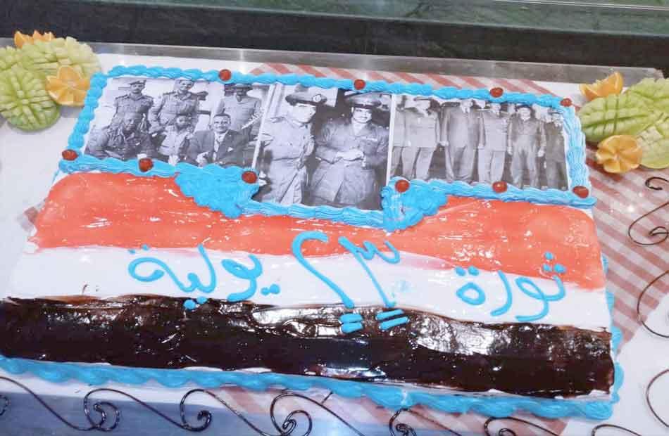 فنادق الغردقة تحتفل بذكرى ثورة 23 يوليو