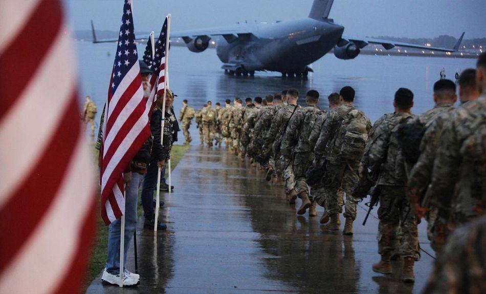 من هجمات  سبتمبر إلى انسحاب آخر جندي أمريكي حصاد  عاما في أفغانستان