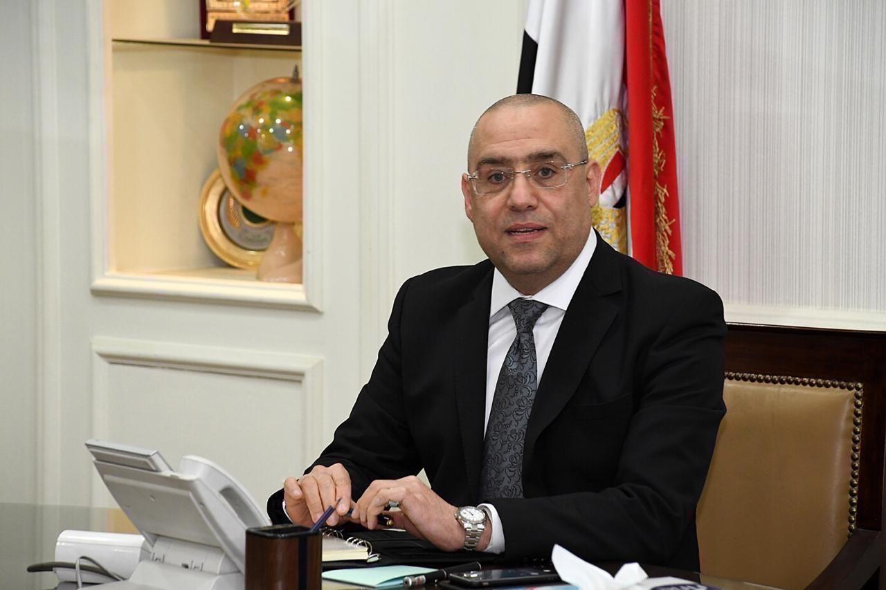 وزير الإسكان يستعرض الموقف التنفيذي للمشروعات السكنية وتوسعات مدينة الشيخ زايد
