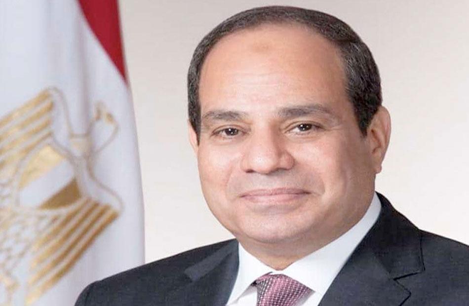 الرئيس السيسي مصر تسعى دائمًا من أجل السلام والاستقرار والبناء والتنمية والتعمير