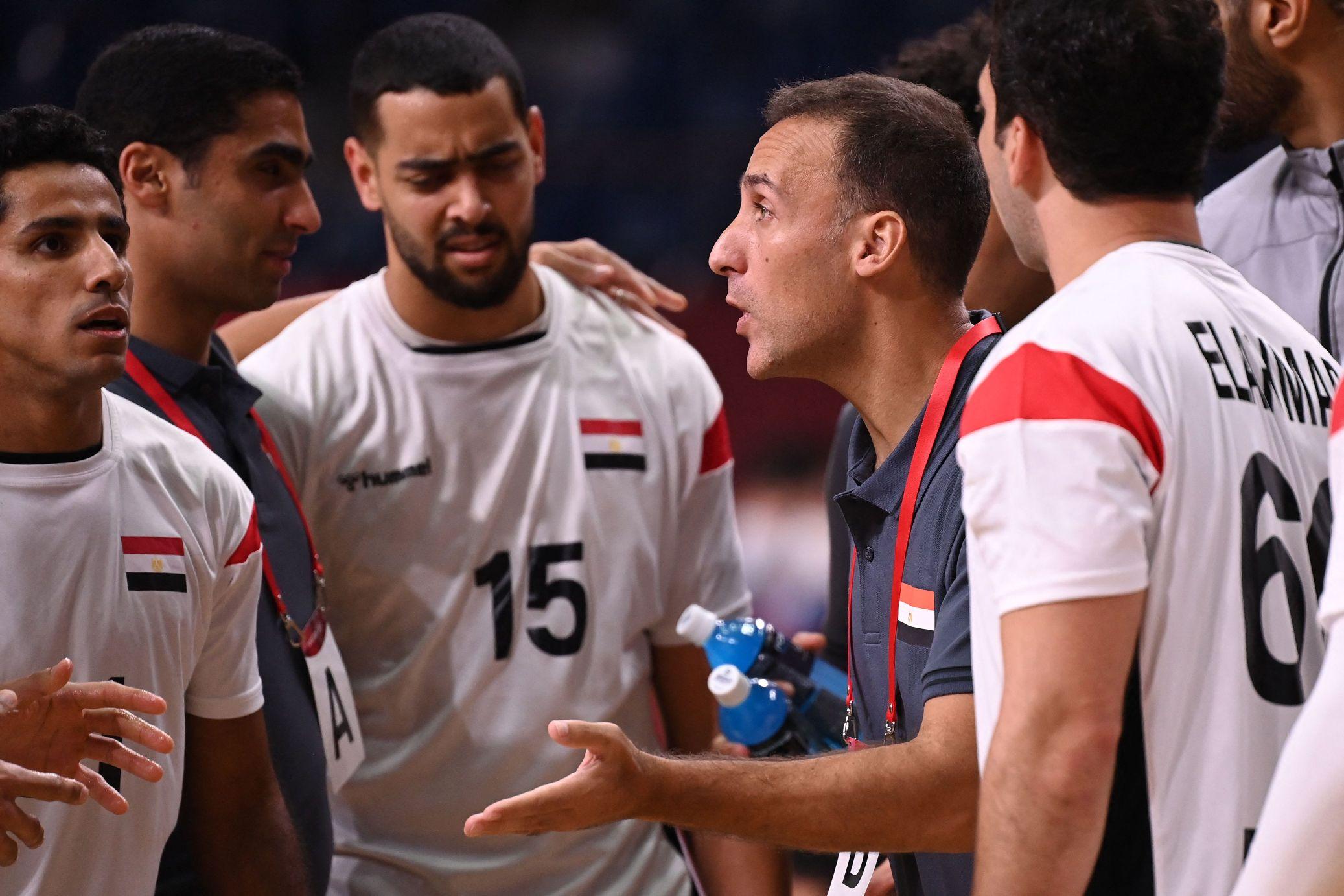 مصر والبرتغال في منافسات كرة اليد بأولمبياد طوكيو