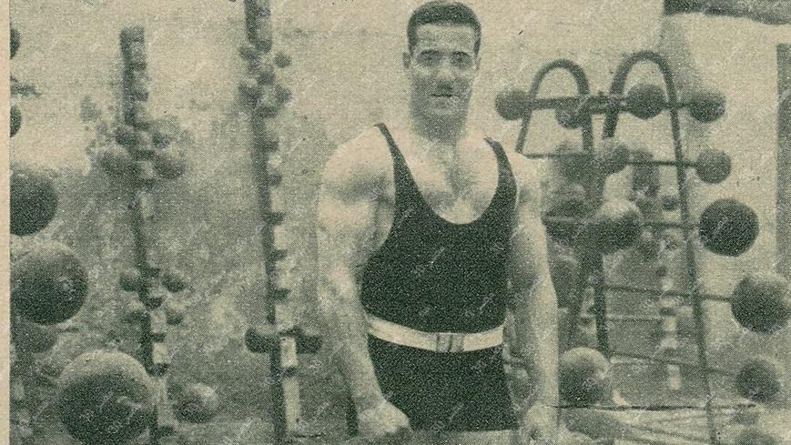 السيد نصير صاحب أول ميدالية ذهبية أوليمبية عام 1928