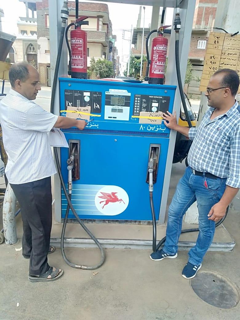 حملات مكثفة على مواقف الأجرة ومحطات الوقود في الغربية