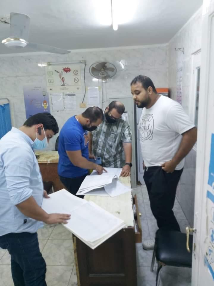 لجنة للمرور على مستشفيات سفاجا والقصير ومرسى علم