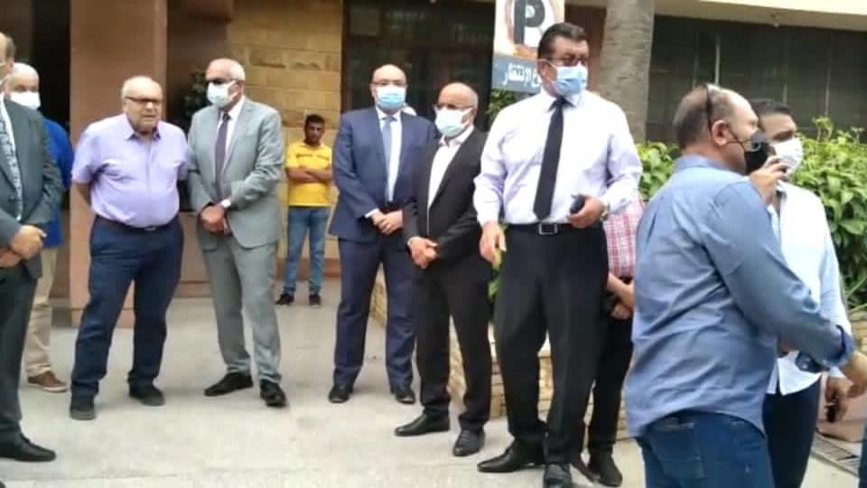 تشييع جثمان الدكتور أحمد عبد الخالق