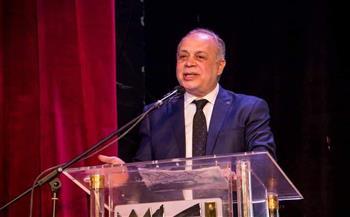 أشرف زكي لوزيرة الثقافة: دعمك كان سببًا في نجاح مشروعات أكاديمية الفنون