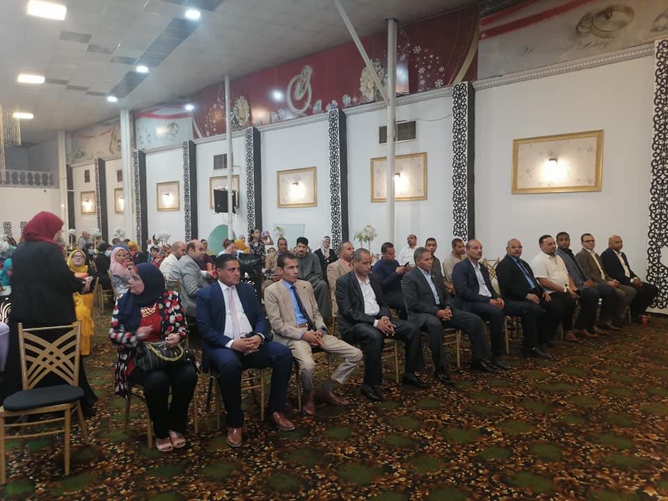 الندوة التثقيفيبة لأمانة حزب حماة الوطن بمحافظة قنا