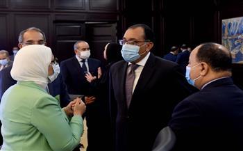 """زايد: الاعتراف بمصر إقليميًا وعالميًا كدولة رائدة قادت الصحة العامة للقضاء على فيروس """"سي"""" عالميًا"""