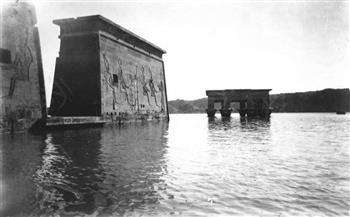 حين غضب النيل قبل 158 عامًا.. أمطار من السماء وقوة النهر تجرف المنازل والقرى| صور