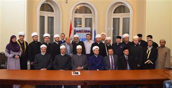 مفتى موسكو في ندوة مواجهة التطرف: نحن أبناء الأزهر منارة الإسلام