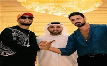 محمد رمضان يتعاون مع الإيطالي ميشيل موروني في أغنية جديدة لأول مرة