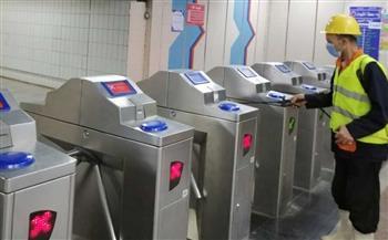 شركة-المترو-تواصل-تطهير-وتعقيم-المحطات-والقطارات-منعا-لانتشار-كورونا-
