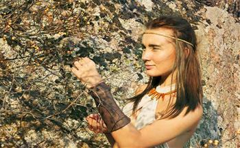 العلماء يتوصلون إلى أقدم ماكياج تزينت به القارة العجوز| صور
