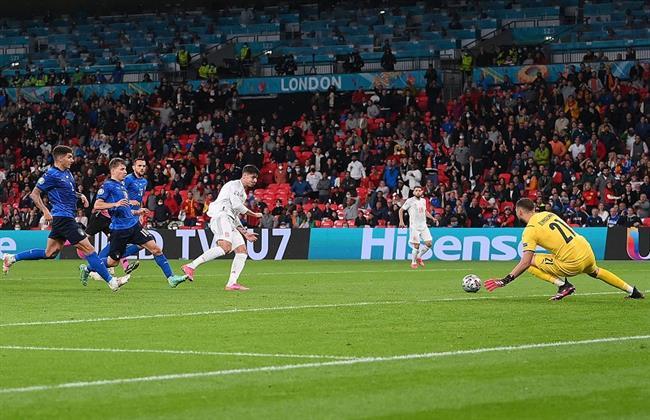 الشوط الثاني.. إسبانيا تخطف التعادل من المنتخب الإيطالي والاتجاه للأشواط الإضافية