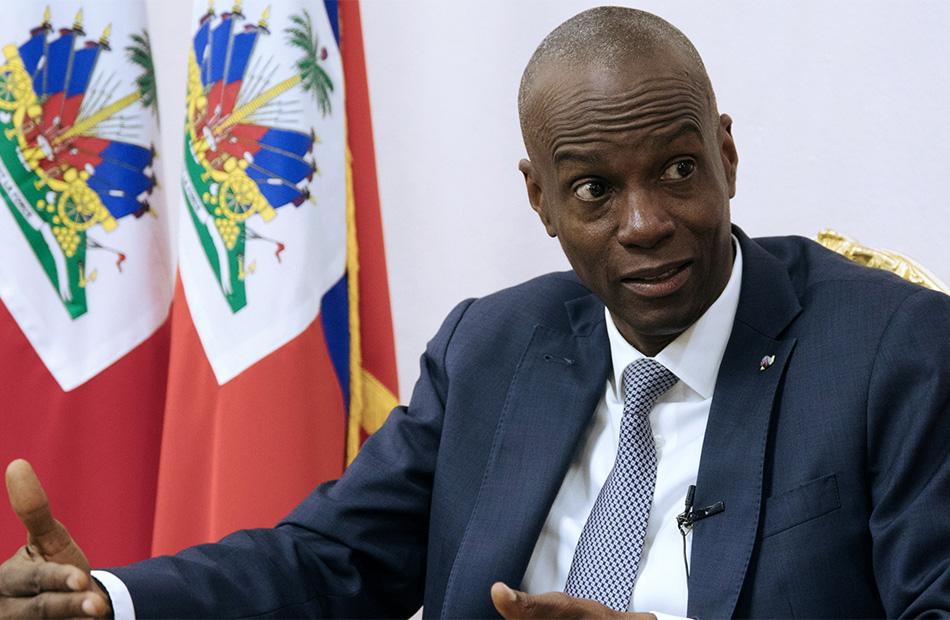 القبض على اثنين من المشتبه في ضلوعهم في اغتيال رئيس هايتي
