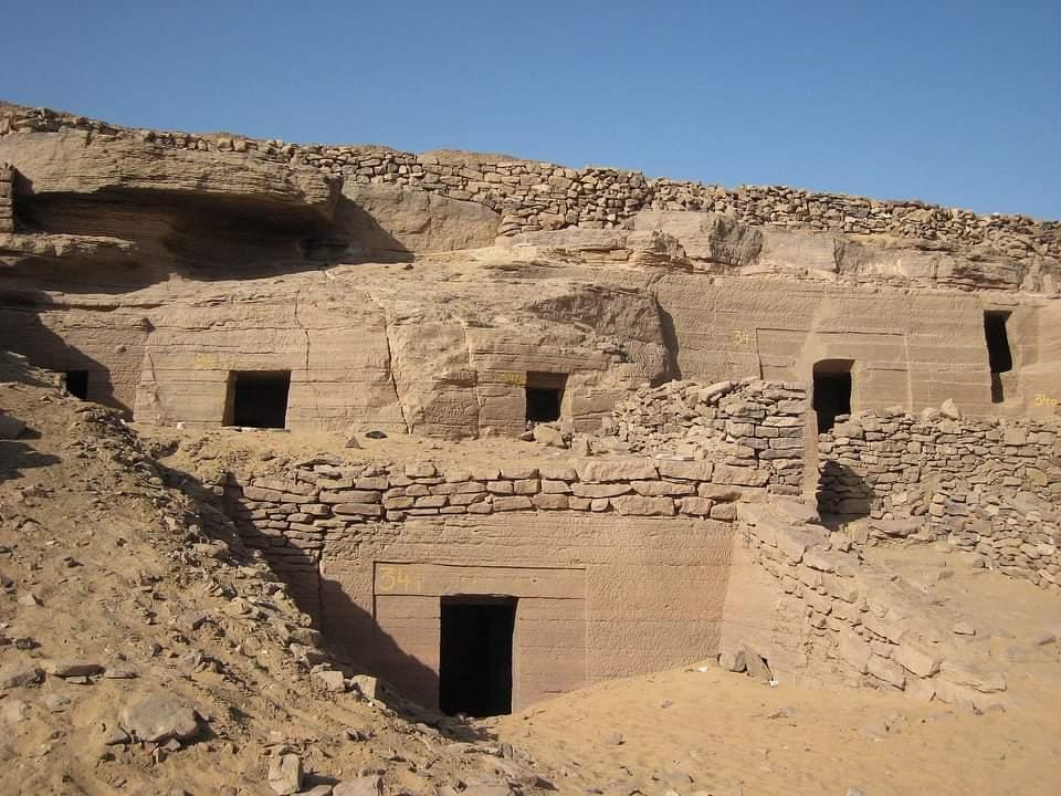 سنة على اكتشاف مقبرة حرخوف مكتشف إفريقيا وصاحب أول رحلة فرعونية لأعالى النيل|صور