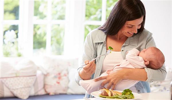 طرق سهلة لإنقاص الوزن خلال فترة الرضاعة