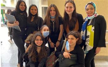 الأولى من نوعها فى مصر.. طلاب الجامعة الدولية يطلقون حملة توعية عن ظاهرة شلل النوم