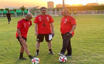 اتحاد الكرة يوجه الشكر للجهاز الفني للمنتخب الأولمبي