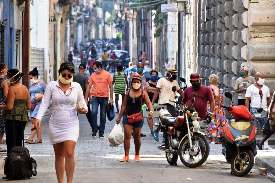 كوبا تسجل  إصابة جديدة و وفاة بكورونا خلال  ساعة