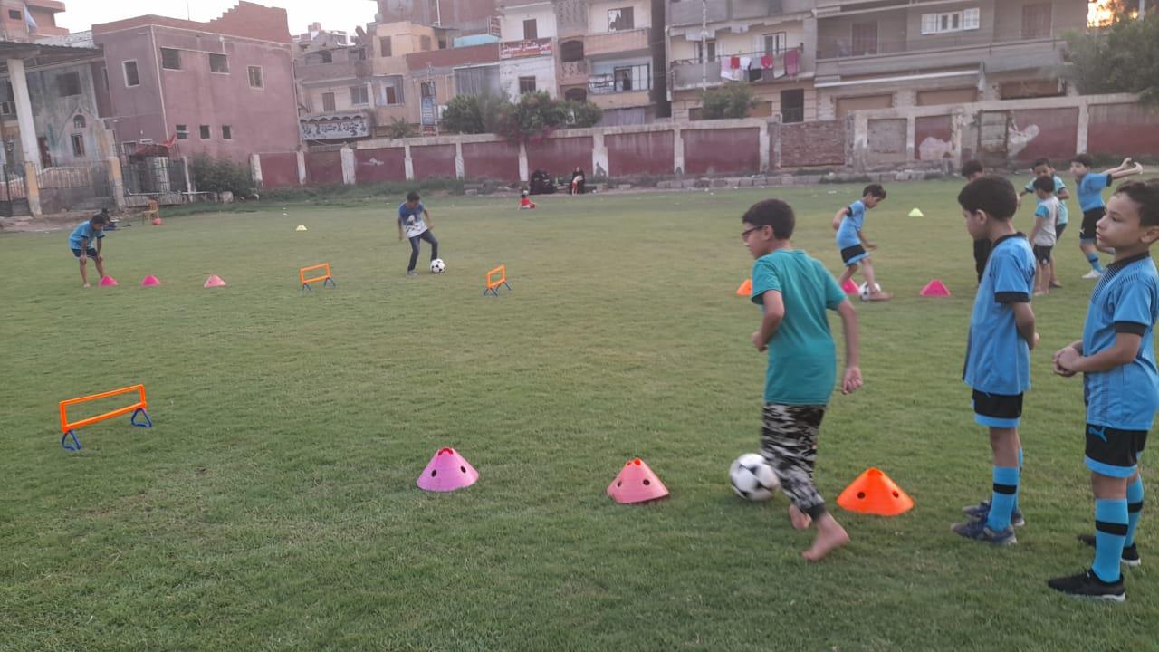 مراكز شباب بكفر الشيخ تحتفل باليوم المصري للشباب