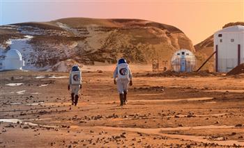 مستغلًا ثغرات قانونية.. طبيب بريطاني يسعى لامتلاك كوكب المريخ