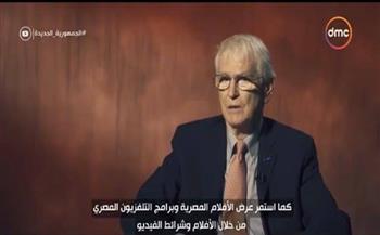 """المؤرخ الأمريكي دوجلاس بويد: مصر كتبت سيناريو الترويج للسياسة الخارجية منذ إطلاقها """"صوت العرب""""  فيديو"""