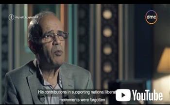 """أحمد يوسف: """"صوت العرب"""" كان لها مشروعها القومي في مطاردة الاستعمار من الشرق الأوسط   فيديو"""