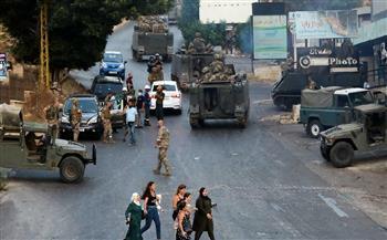 الجيش اللبناني: القبض على أحد المتورطين في أحداث خلدة واستمرار المداهمات لضبط باقي الجناة