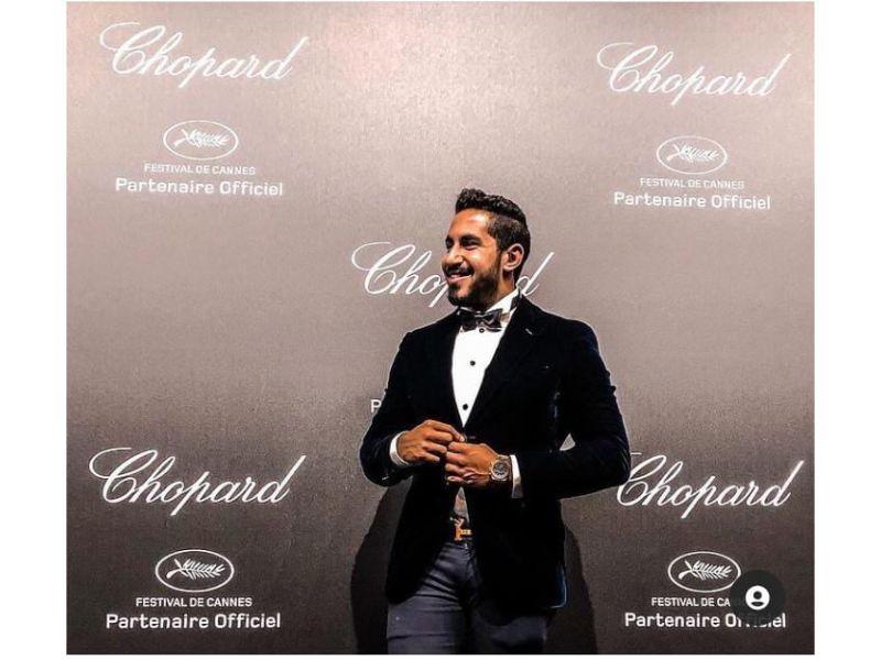 بين مصر وإيطاليا طه أبو النصر ينتهي من  الشارع  تمهيدًا لعرضه في  كان  السينمائي