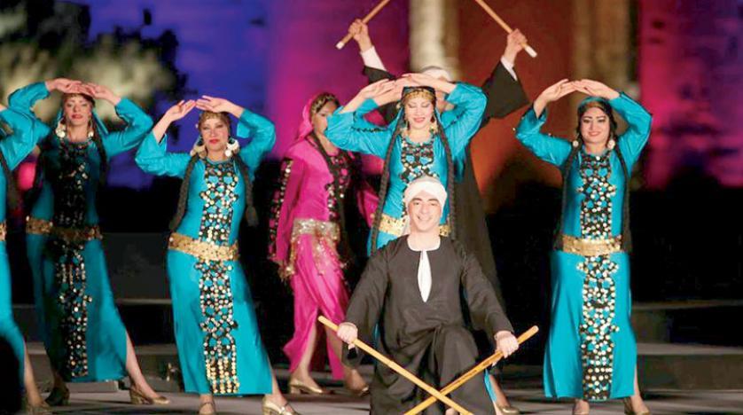 حفل جديد لـ;فرقة رضا; في قبة الغوري الخميس