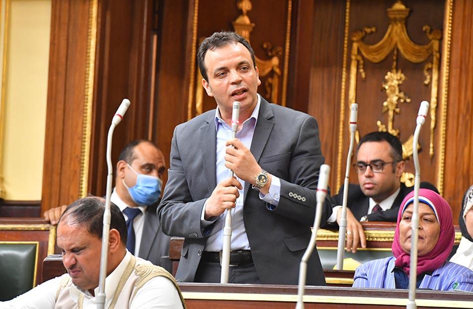 تمثيل تاريخي للشباب تحت قبة البرلمان