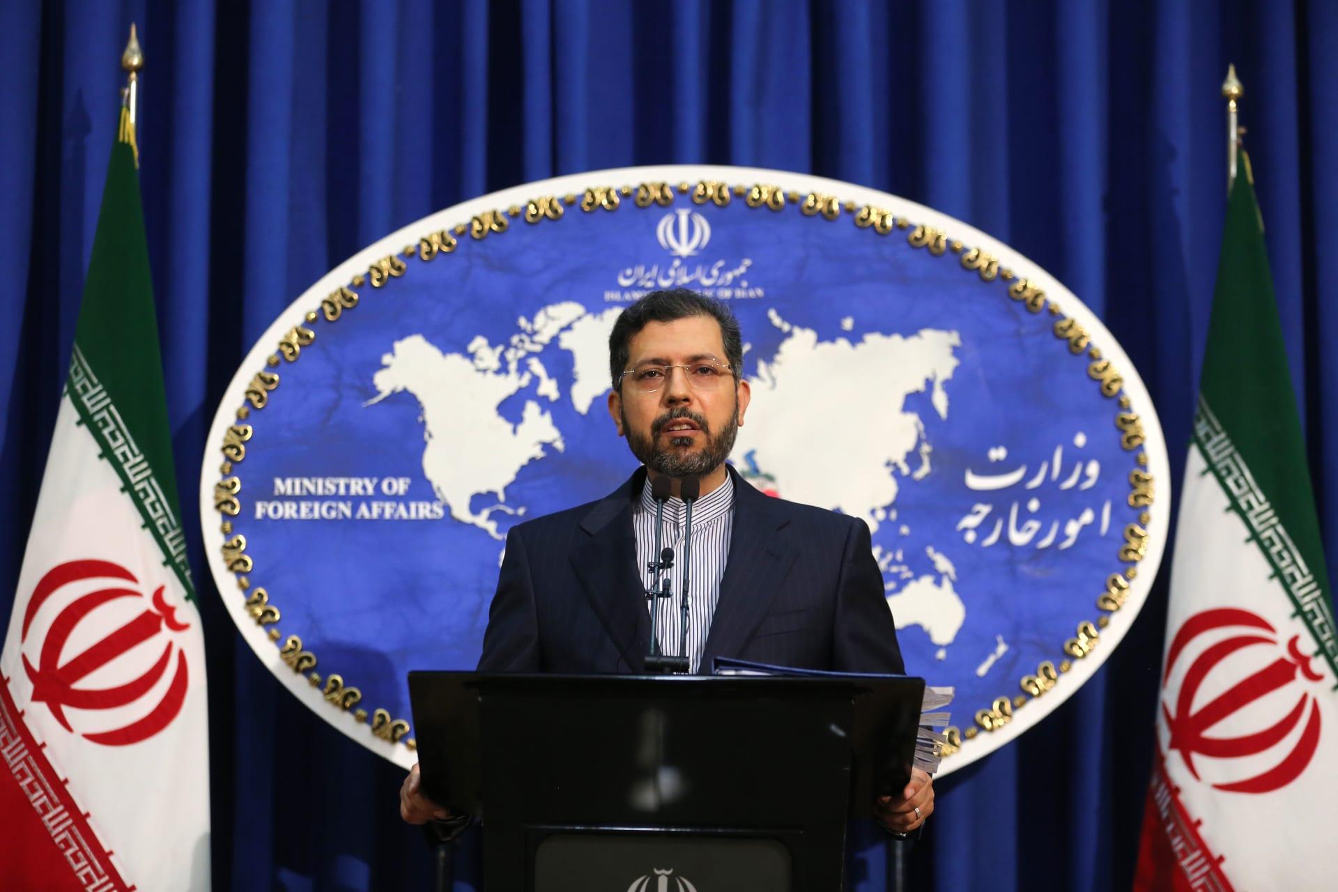 طهران حكومة كابول لا تمثل جميع الأفغان
