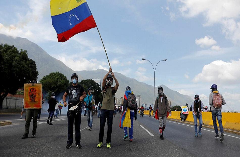 الحكومة الفنزويلية والمعارضة تتفقان على بدء محادثات