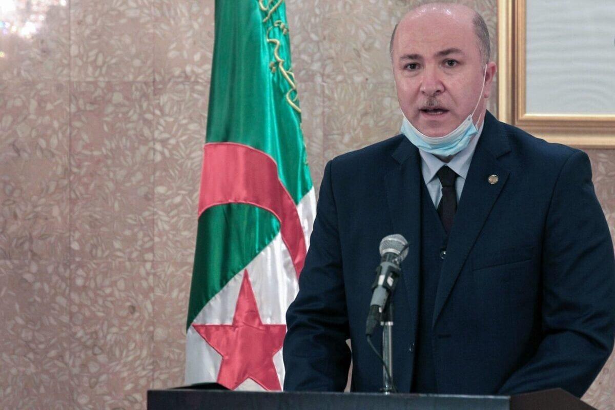 البرلمان الجزائري رئيس الوزراء يعرض مخطط عمل حكومته الأحد المقبل