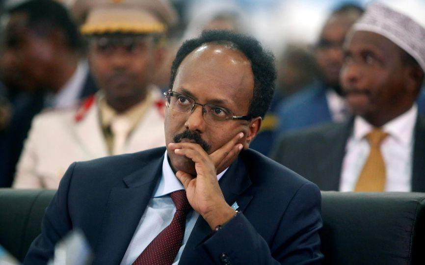 الرئيس الصومالي يؤكد التزام بلاده بحقوق الإنسان وتنفيذ مبادئ الحكم الرشيد