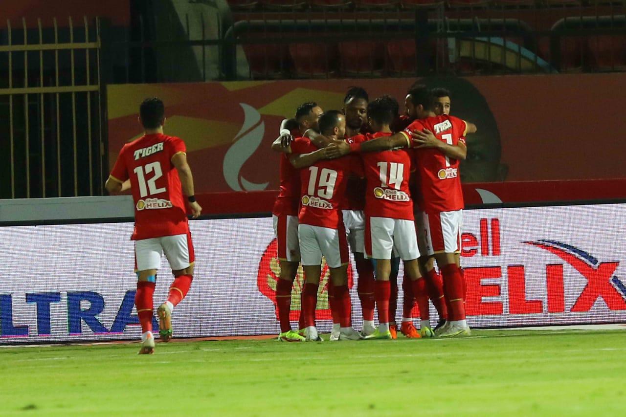أخبار الأهلي التشكيل المتوقع لمواجهة طلائع الجيش في كأس السوبر المصري