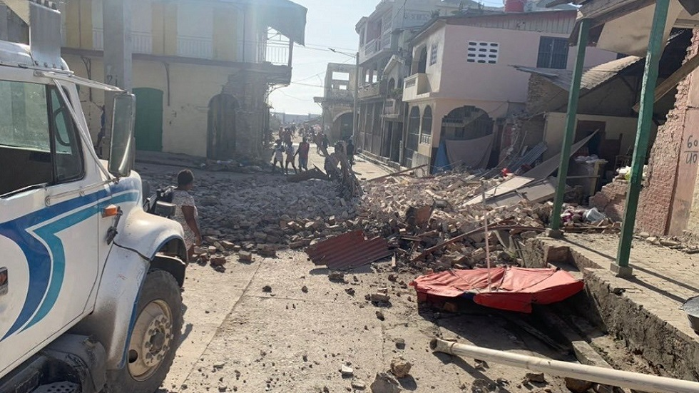 زلزال في شمال شرق إيران ولا أنباء عن سقوط ضحايا