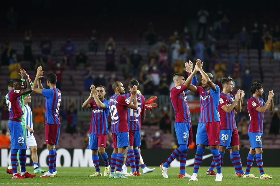 تشكيل برشلونة أمام فريق غرناطة بـ الدوري الإسباني